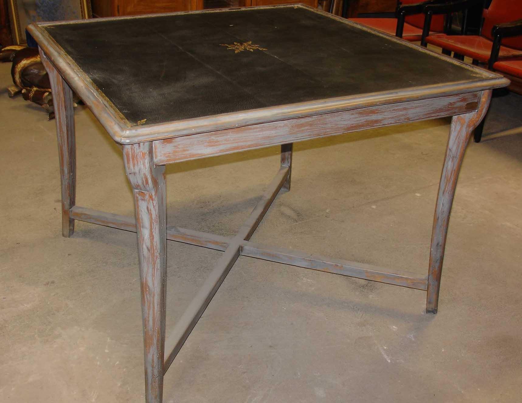 Comment Patiner Une Table meubles relookés - brocanteur-antiquaire à beziers dans l