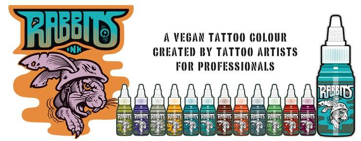 Encre végan pour tatouer