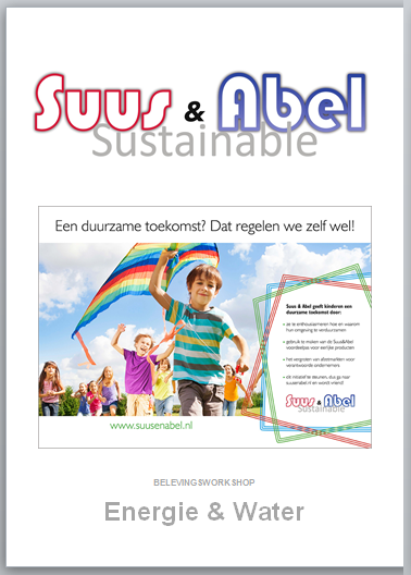 Belevingsworkshop Water & Energie