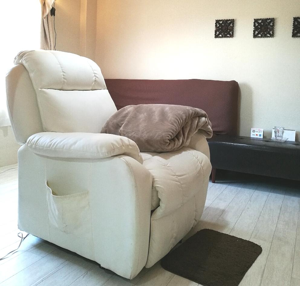 思わず寝てしまうふかふかのソファでお待ちしております✨