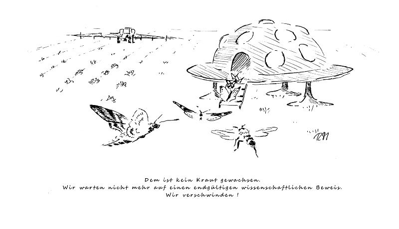 (Karikatur: Ralf Meerkötter)