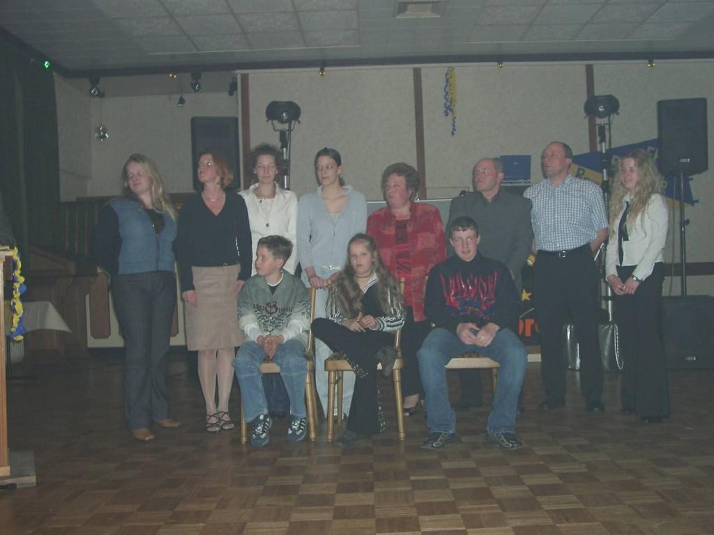 10-jährige Mitgliedschaft