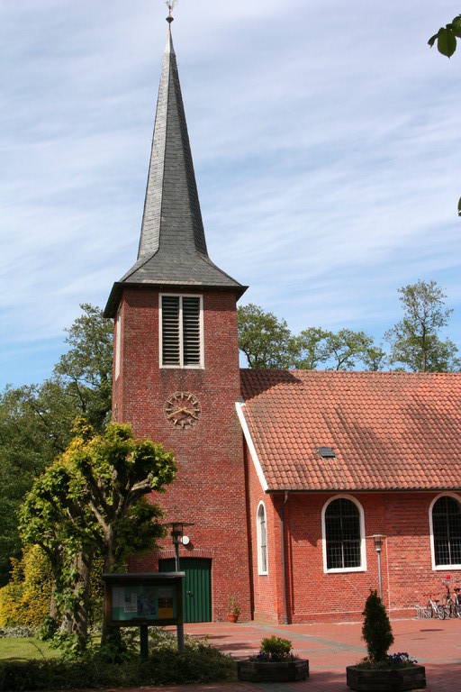Ev.-luth. Kirche Berumerfehn