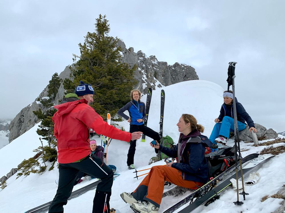 So 07.02.21 - Ski- und Snowboardtour Chalberhöri