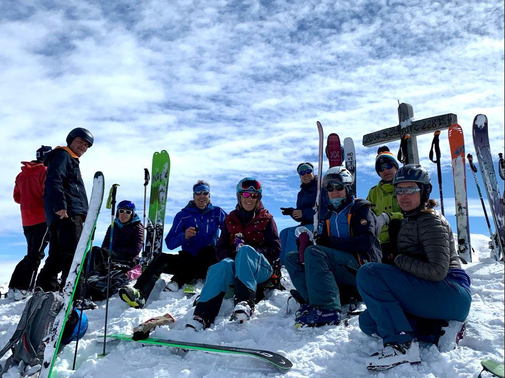 So 21.03.21 - Ski- und Snowboardtour Seehorn
