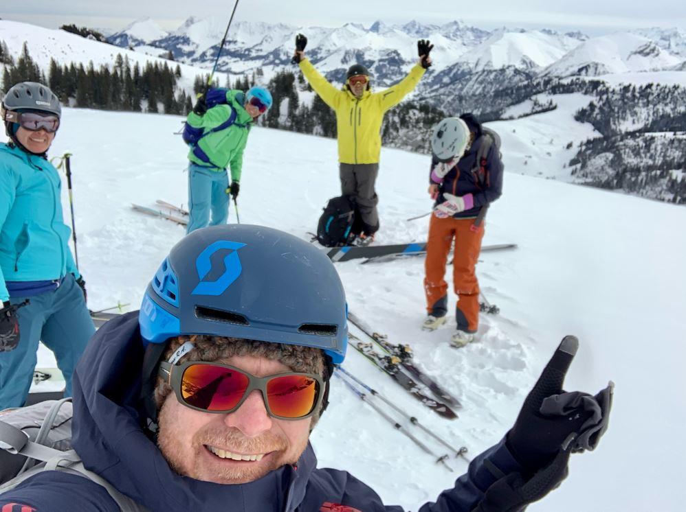 So 27.12.20 - Ski- und Snowboardtour Puntel