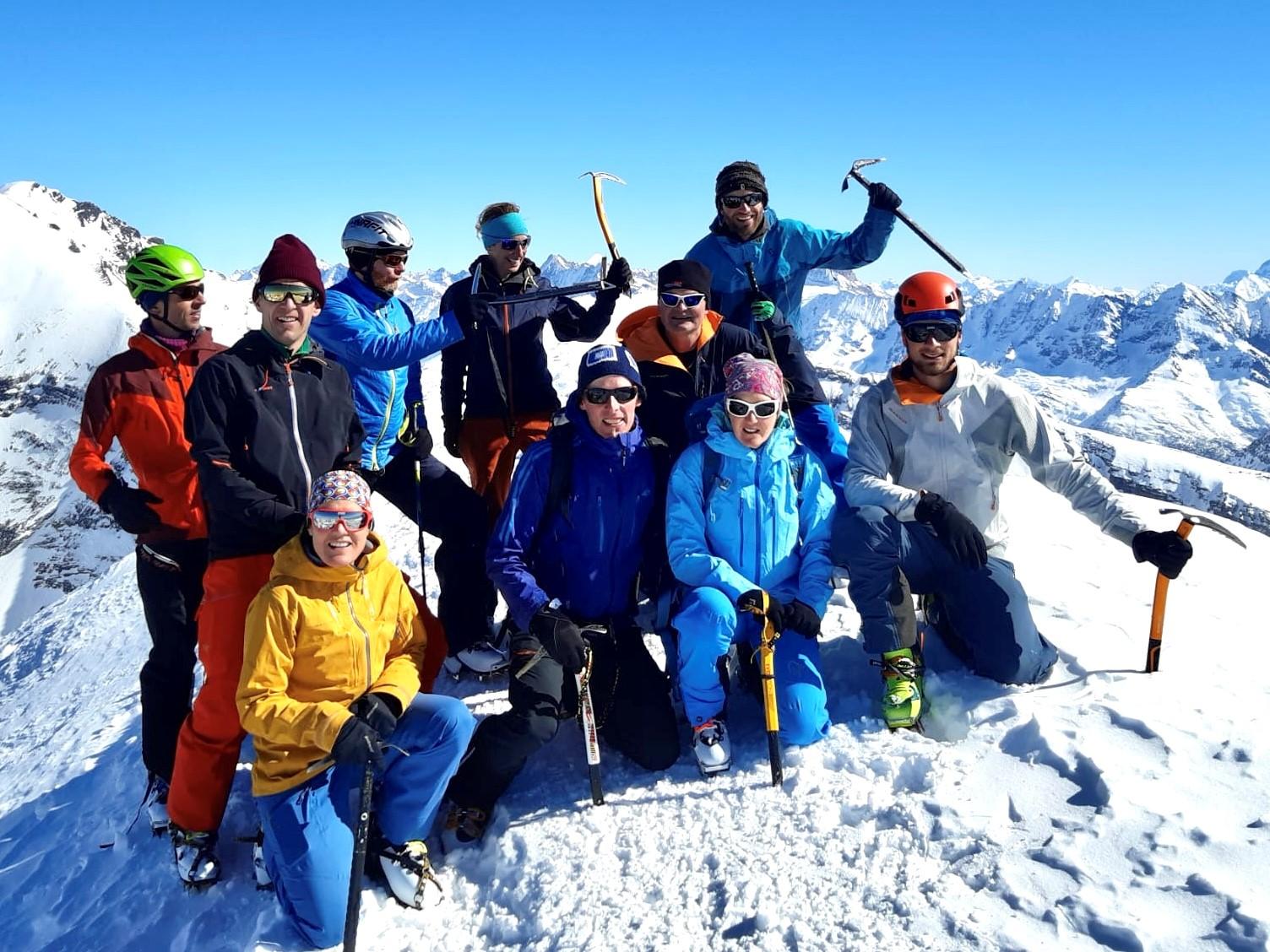 So 28.02.21 - Ski- und Snowboardtour Rinderhorn