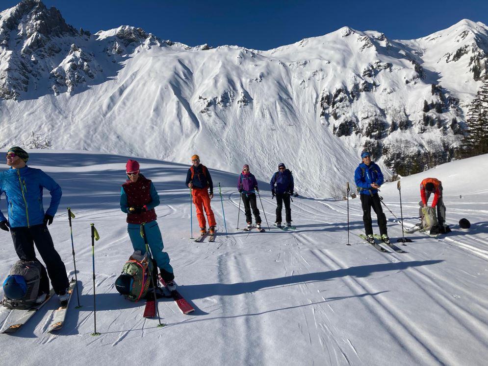 So 28.03.21 - Ski- und Snowboardtour Männliflue