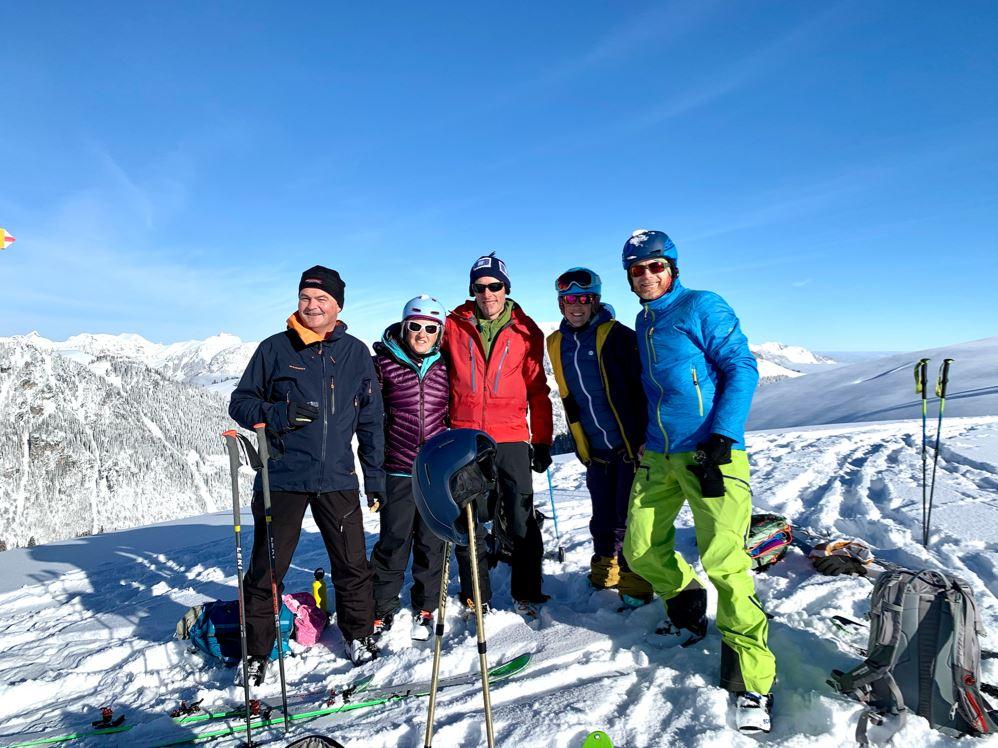Sa 16.01.21 - Ski- und Snowboardtour Meniggrat