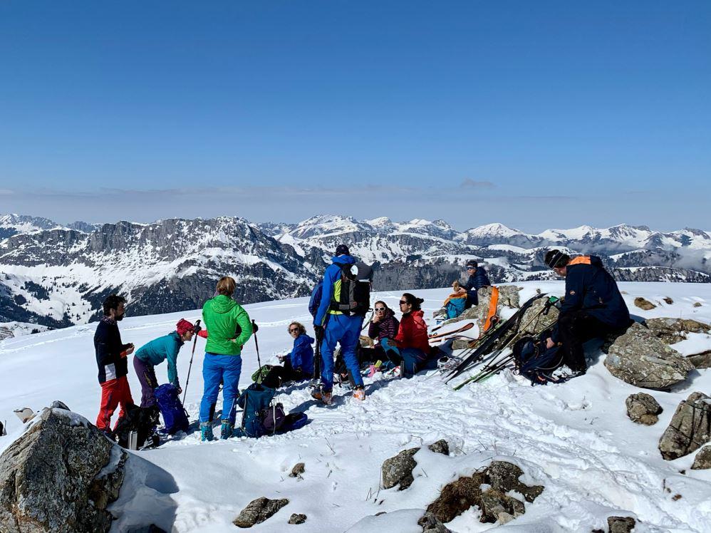 Sa 06.03.21 - Ski- und Snowboardtour Galmschibe