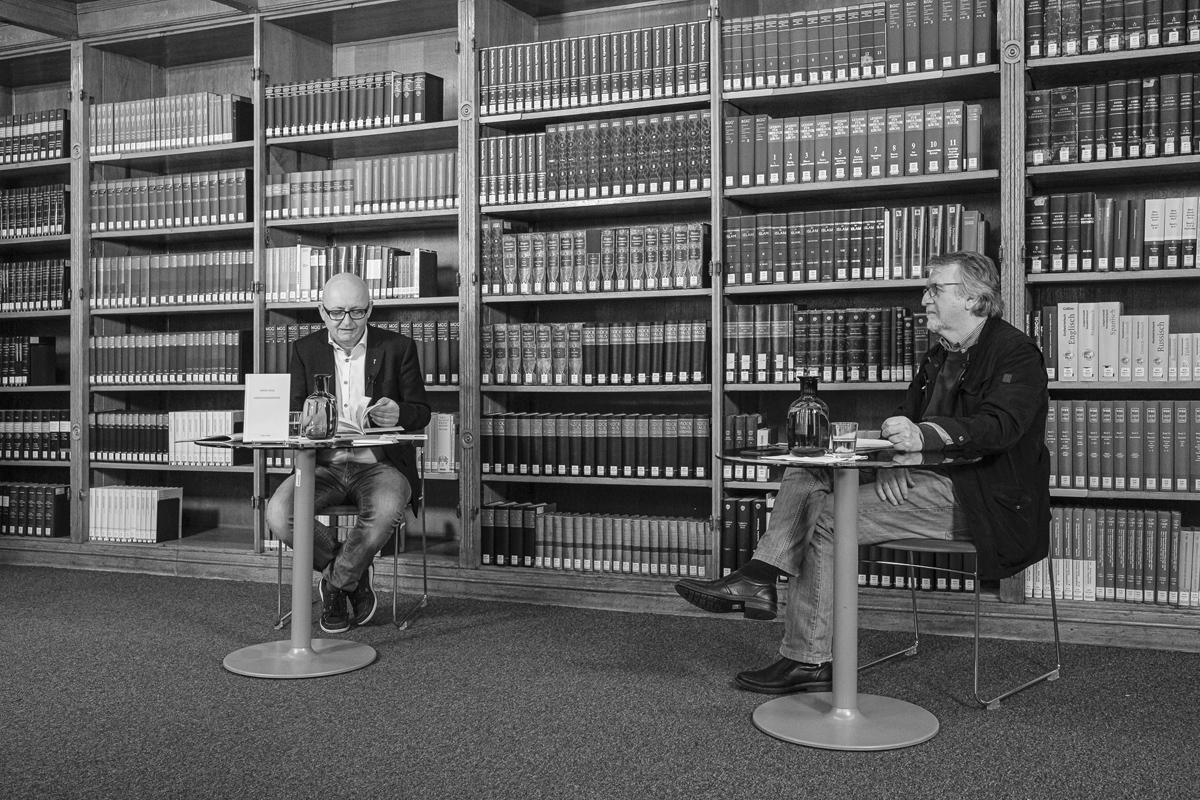 Walter Famler, Nachlassverwalter Adolf Holl,    Peter Strasser, Philosoph