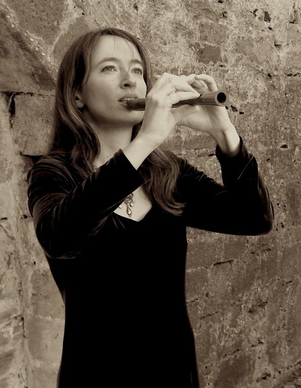 Katrin Krauß, Blockflöte