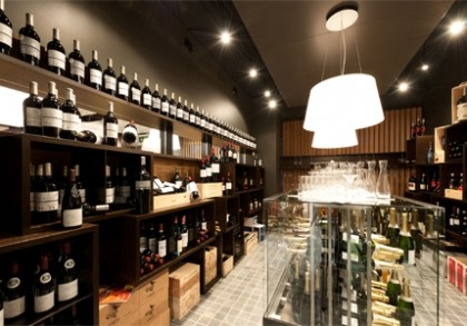 The Steakhouse Winery, Marina Lachen