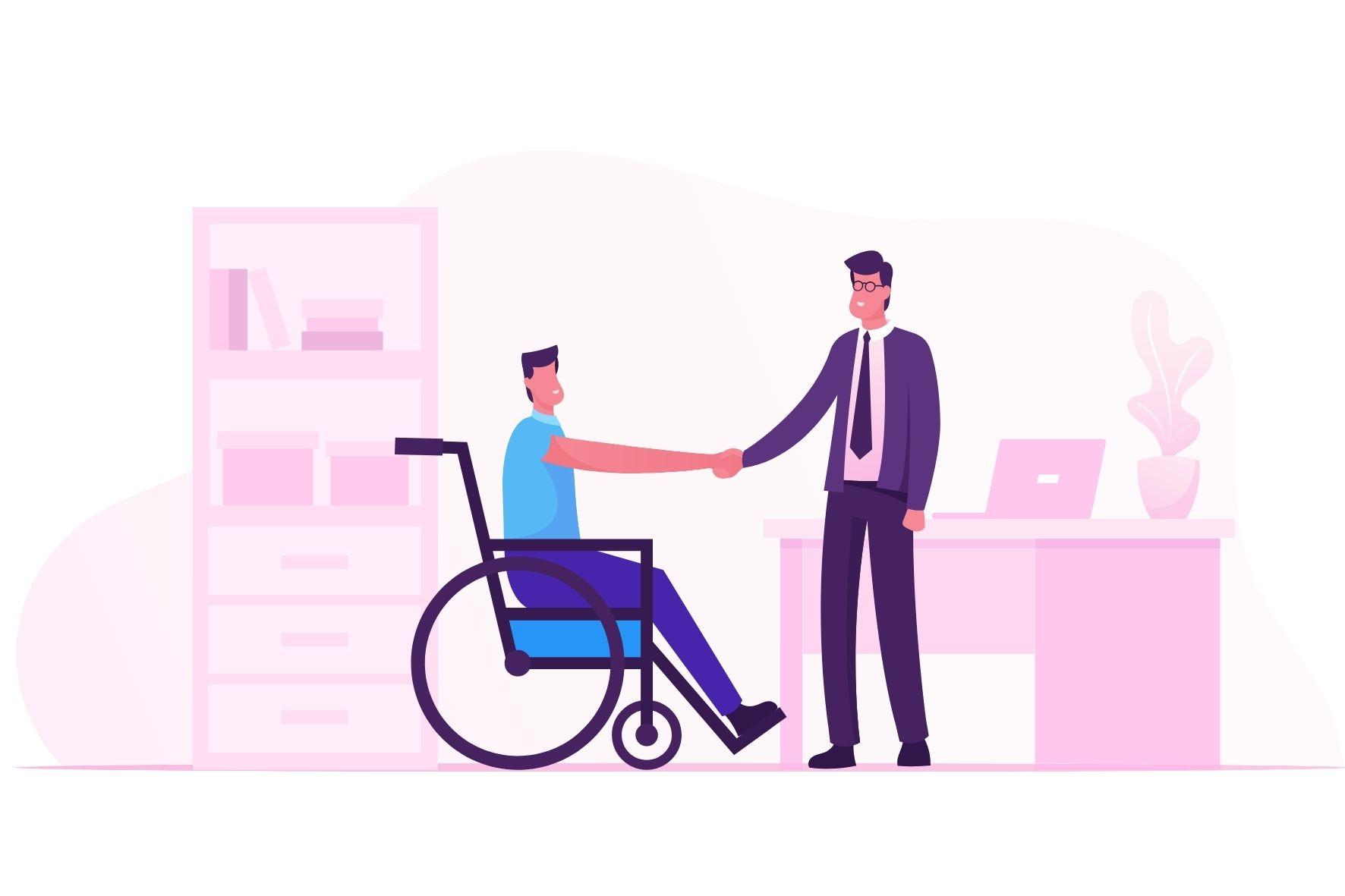 Pourquoi faire appel à un référent handicap pour embaucher un travailleur handicapé?