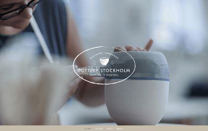 Jimdo Design-Vorlage Stockholm V4