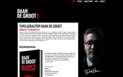 Jimdo Design-Vorlage Amsterdam V2