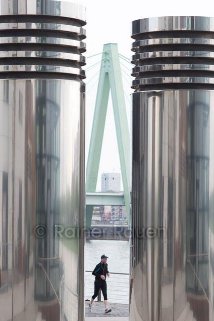 Meine Sicht - Rainer Rauen, Druck auf Leinwand