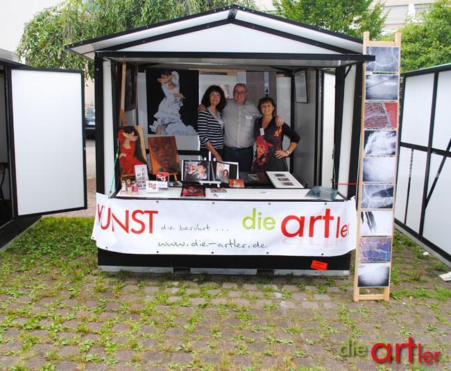 Kultur- und Stadtfest - die artler