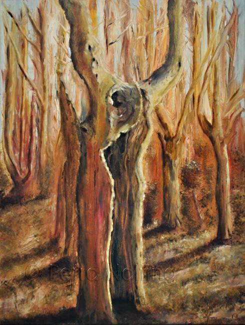 Der Wald - Petra Nolting