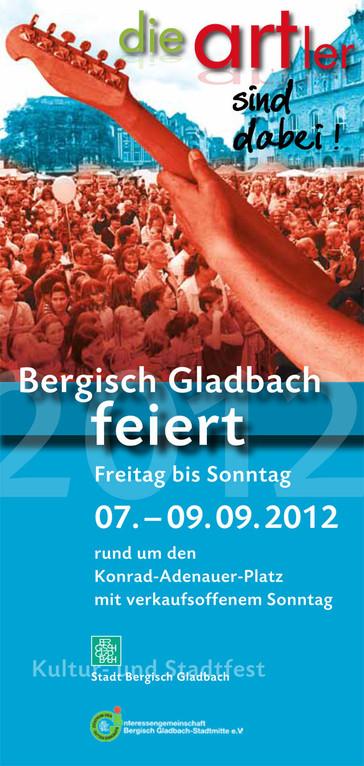 Stadt- und Kulturfest GL 2012