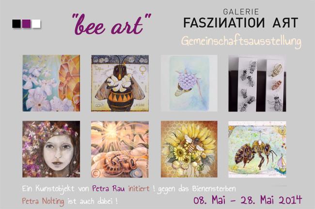 """bee ART"" Galerie Faszination Art"