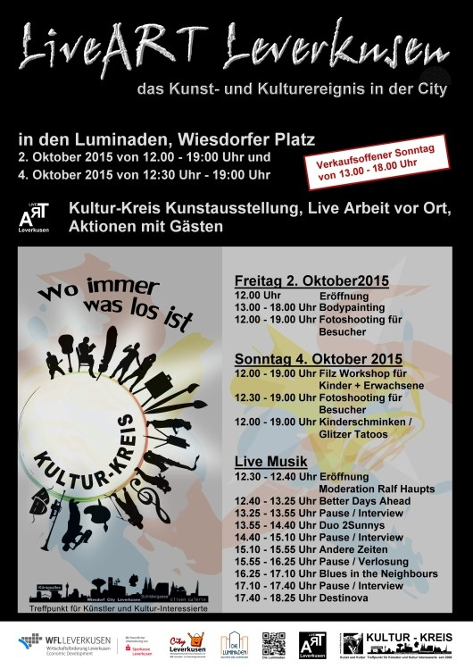 LiveArt Leverkusen