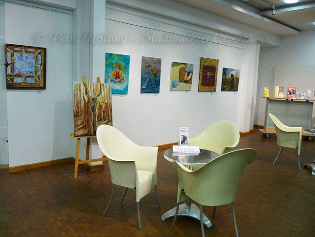 Petra Nolting - Stadtbibliothek Leverkusen Wiesdorf
