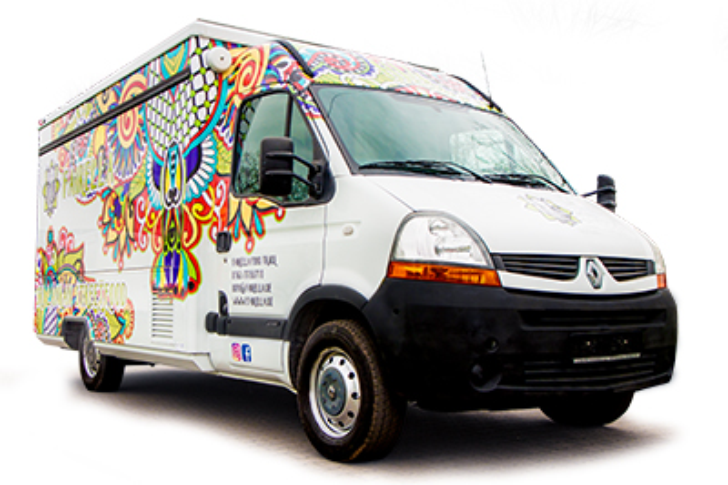 Fahrzeug Design, Verklebung, Fahrzeugbeschriftung, Klebefolien im Kundenauftrag, Design