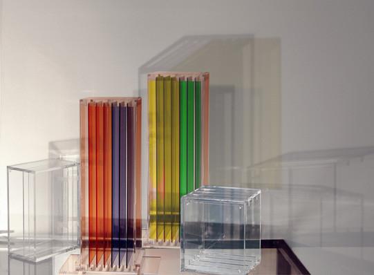 Ines Höllwarth, Plexiglas - Objekt