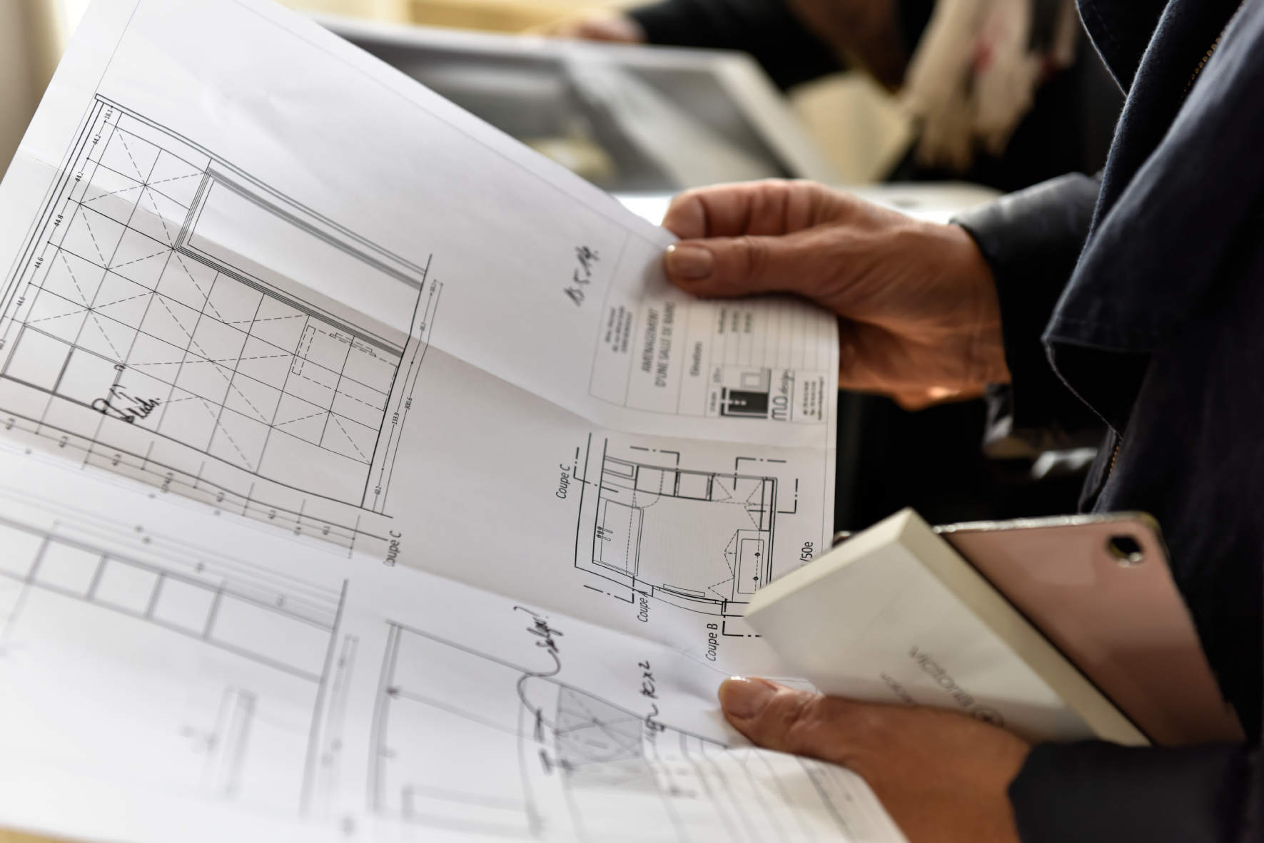 Marie A Design architecture intérieure Bordeaux