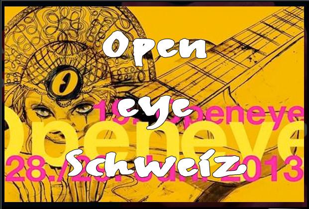 Open Eye Festival / Schweiz