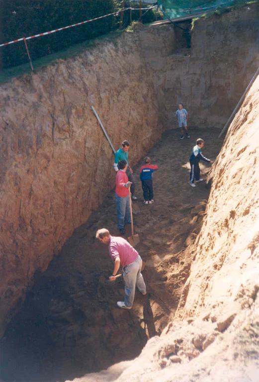 1997 - Tankanlage Platzbewässerung