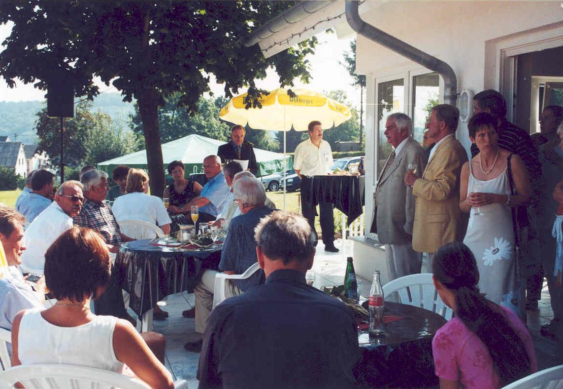 2000 - 20 Jahr-Feier