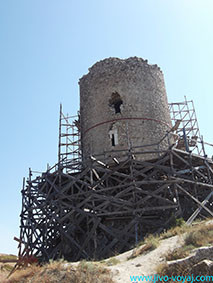 Башня крепости Чембало