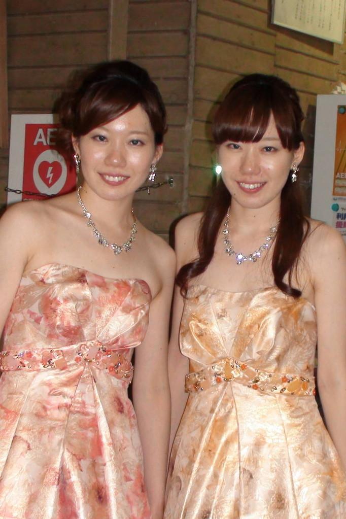 2012/10/5 閉演後にパチリ(^O^)