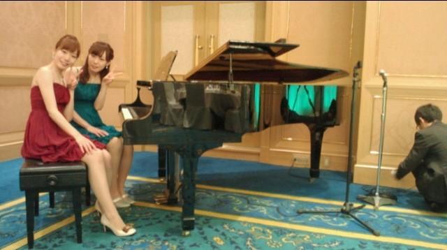 2011/11/12 結婚式で演奏させていただきました(*^_^*)