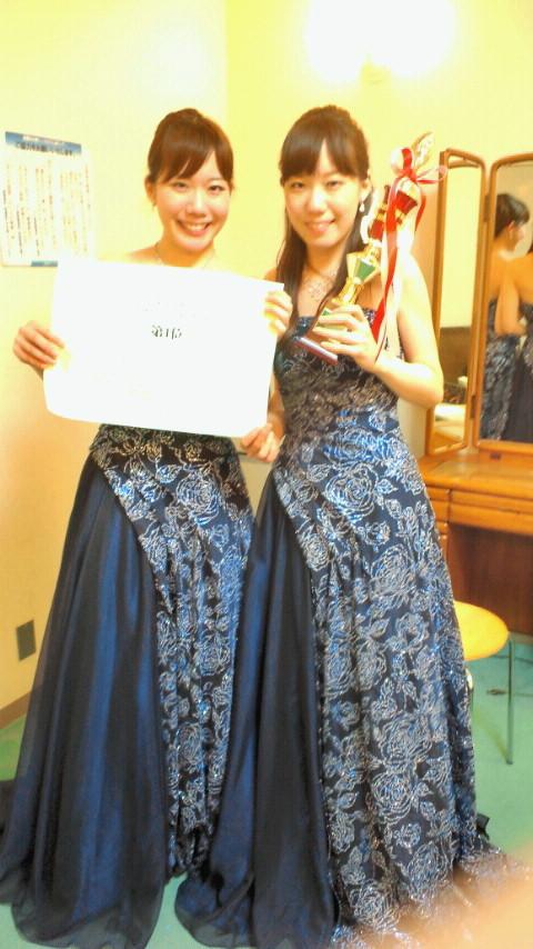 2012/7/1 ペトロフピアノコンクール入賞者演奏会に出演しました☆