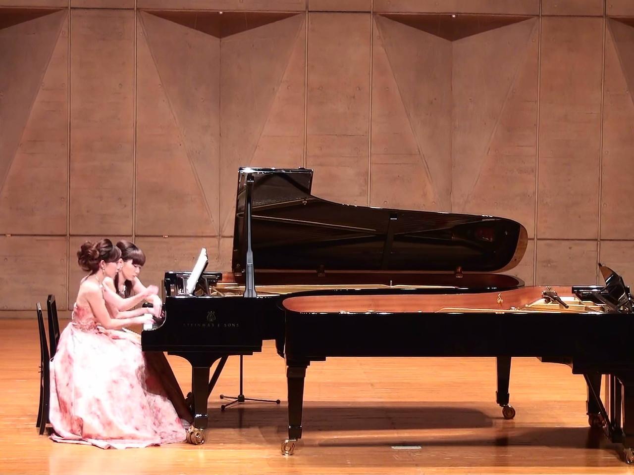 2012/10/5 二台ピアノと連弾が奏でる世界(国分寺)