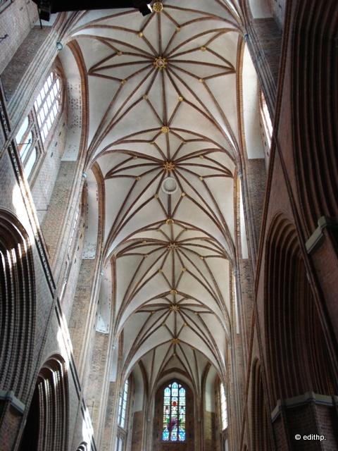 St. Nicolai, Sterngewölbe