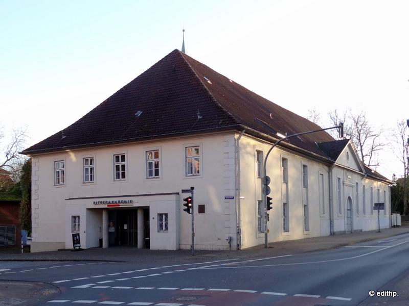 Ritterakademie, ehemalige Reithalle