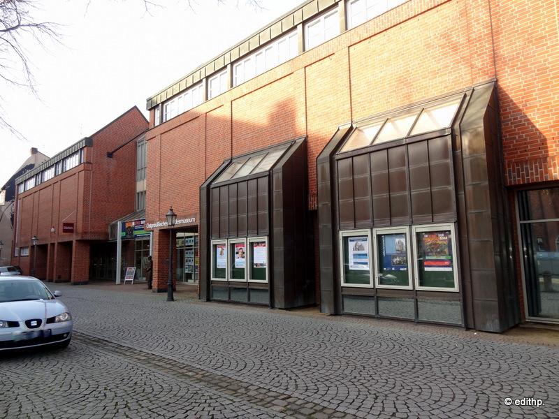 Ostpreußisches Landesmuseum, alter Eingang Ritterstraße