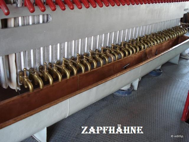 Zapfhähne