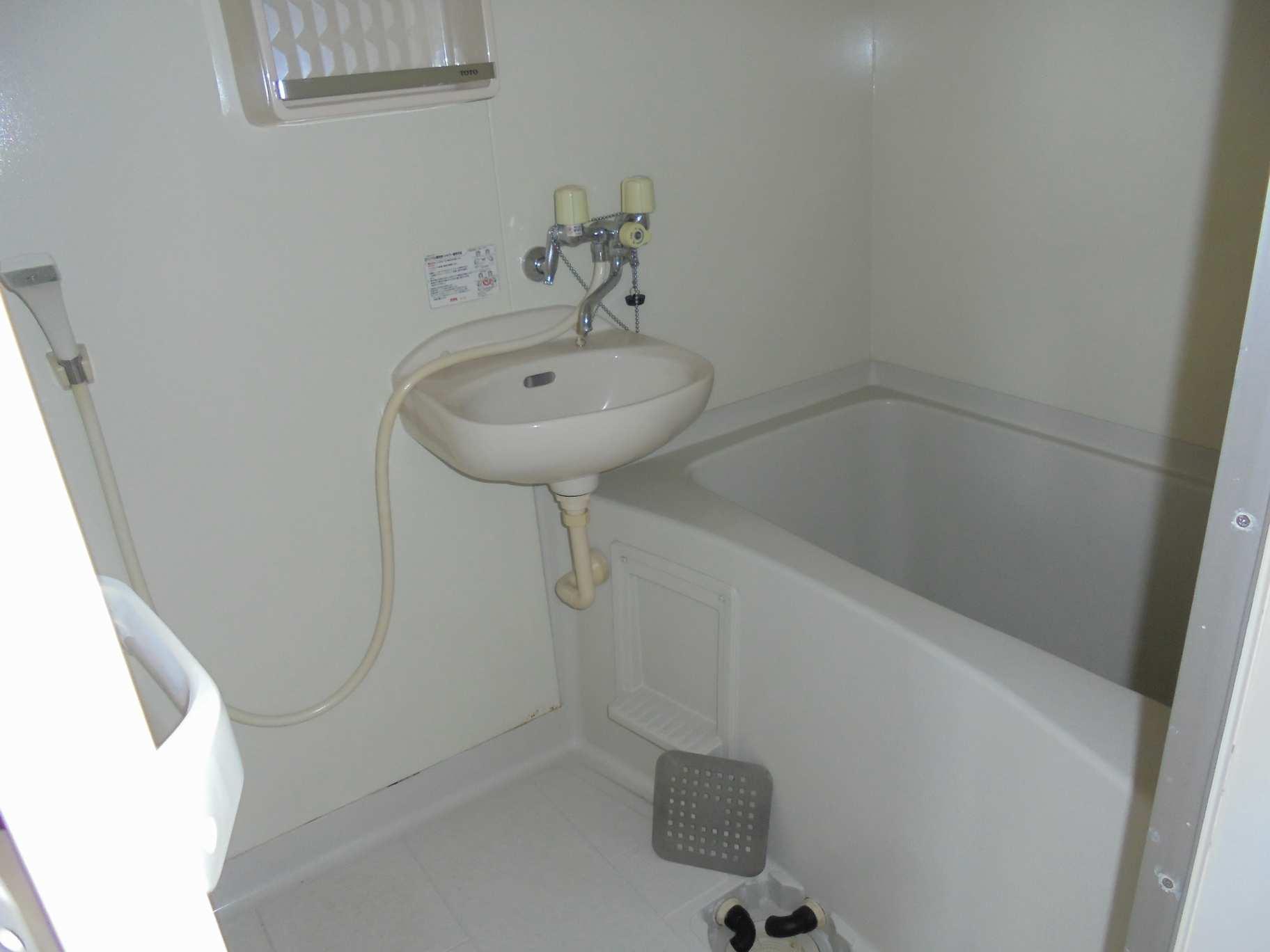 売地+売アパート 本泉 浴室