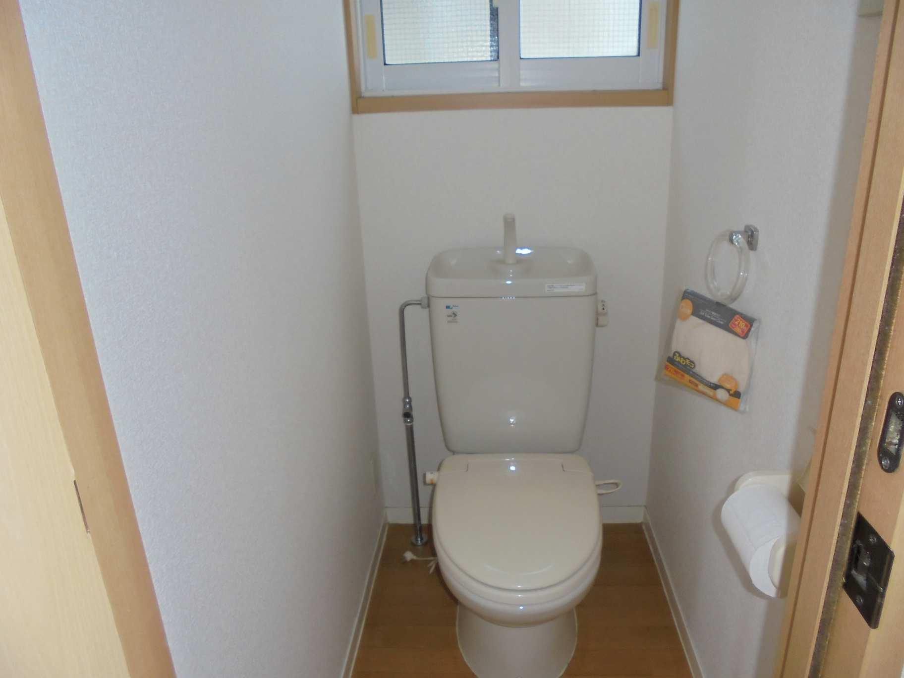 売地+売アパート 本泉 トイレ