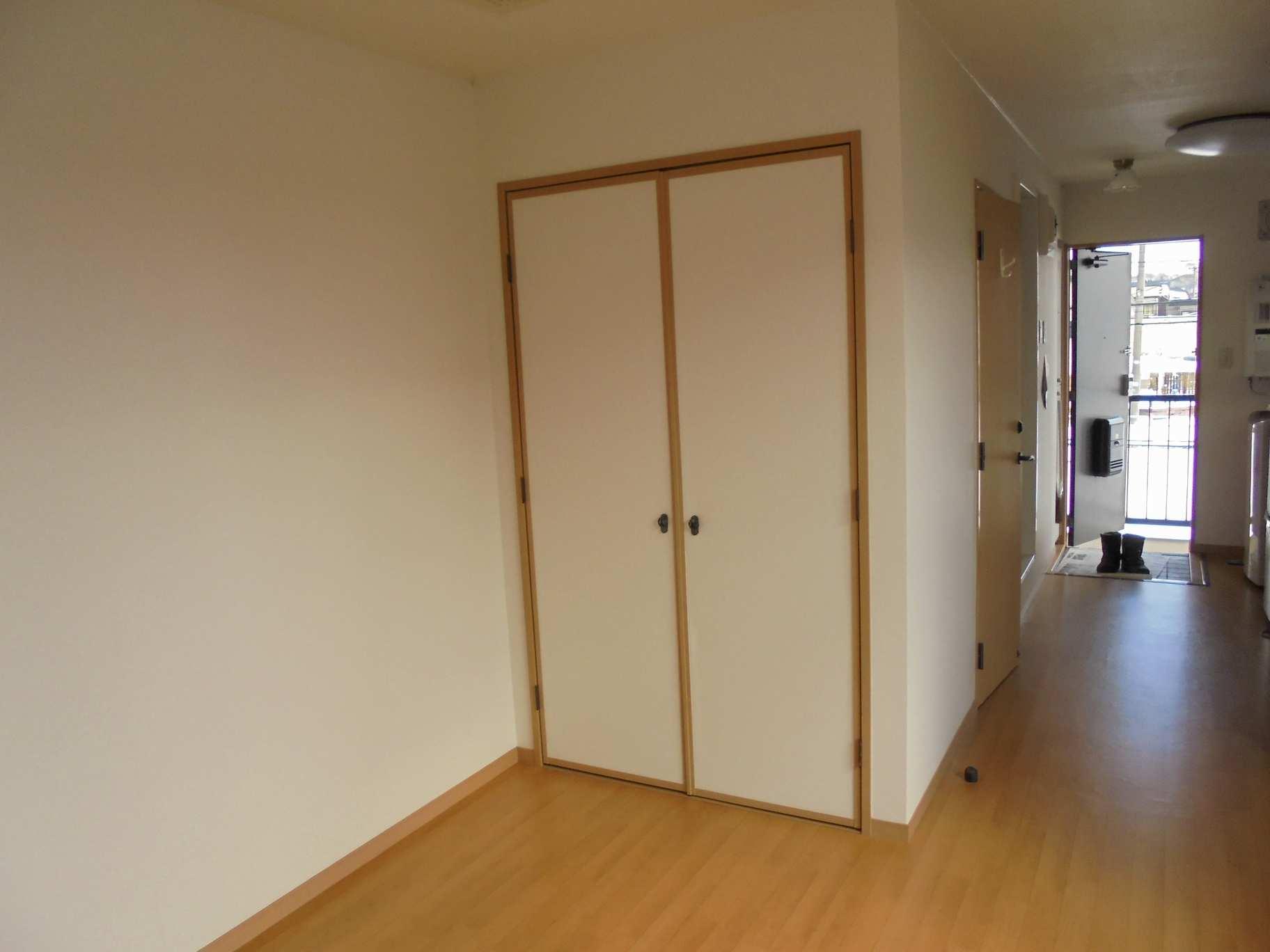 売地+売アパート 本泉 室内収納
