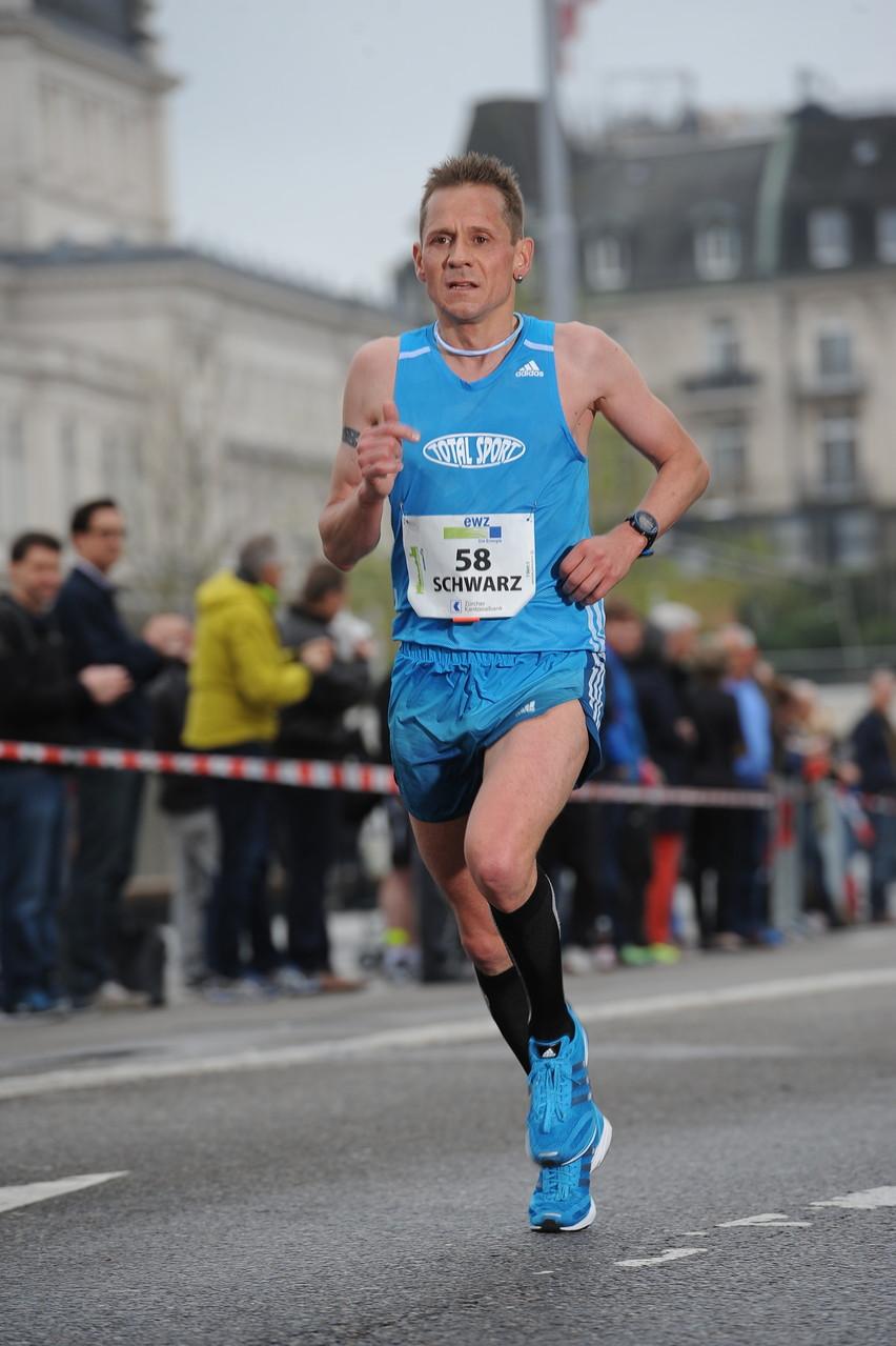 Zürich Marathon 2014