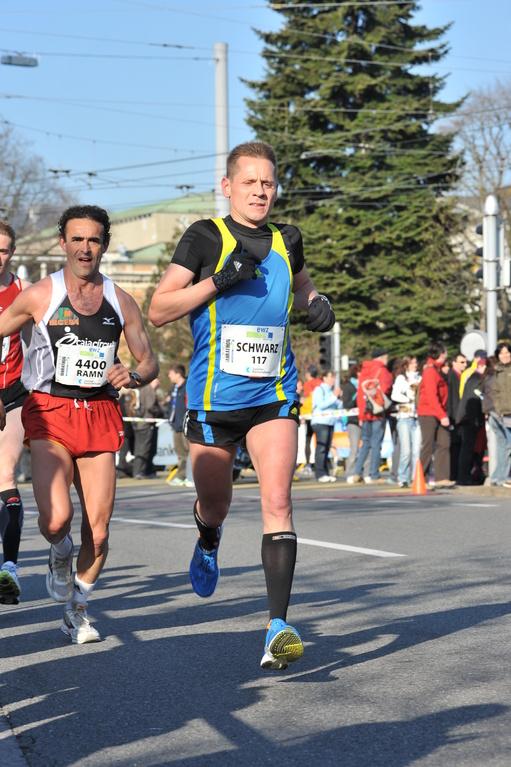 Zürich Marathon 2010