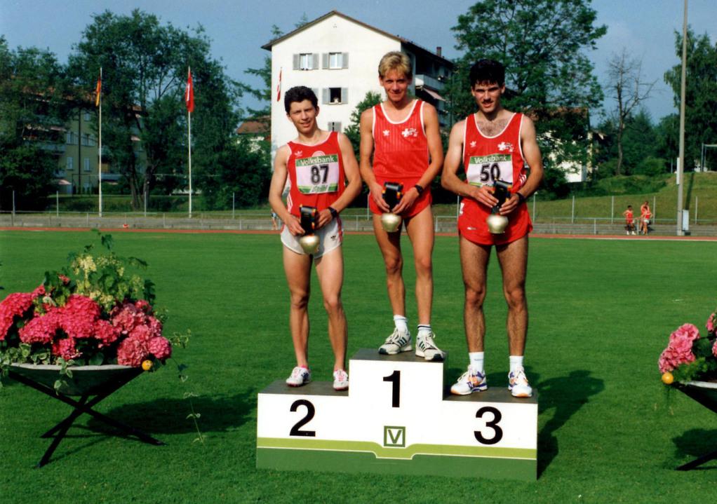 Länderkampf 1991