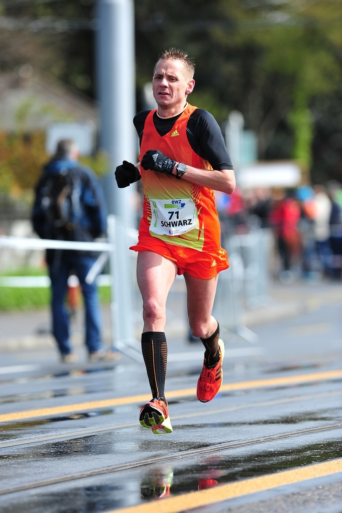 Zürich Marathon 2012