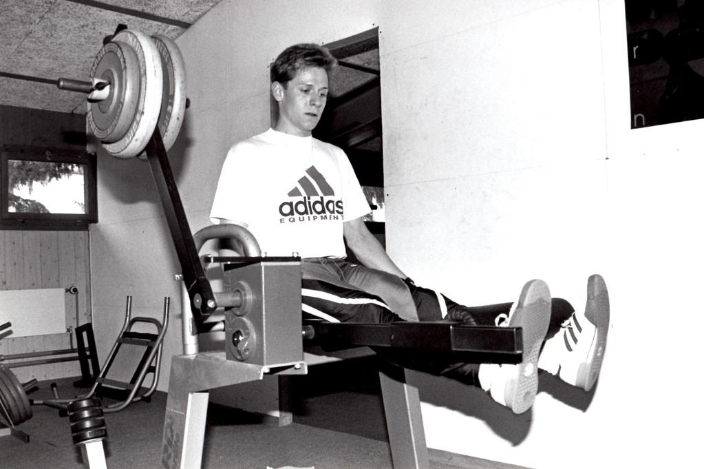Reportage über mich im Winterthurer Stadtanzeiger 1993